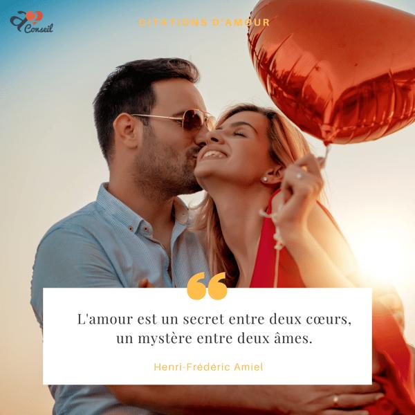 Citation amour a2conseil coeur