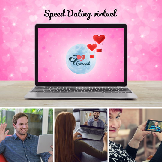 Speed dating virtuel - A2Conseil