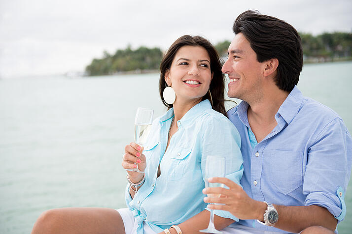 Couple amoureux - agence matrimoniale moselle - lorraine